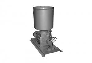 用于矿物油和干油润滑系统的气动泵