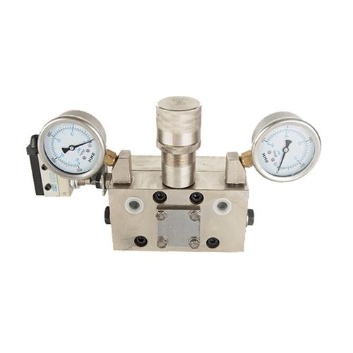 DR4-5型液压自动换向阀