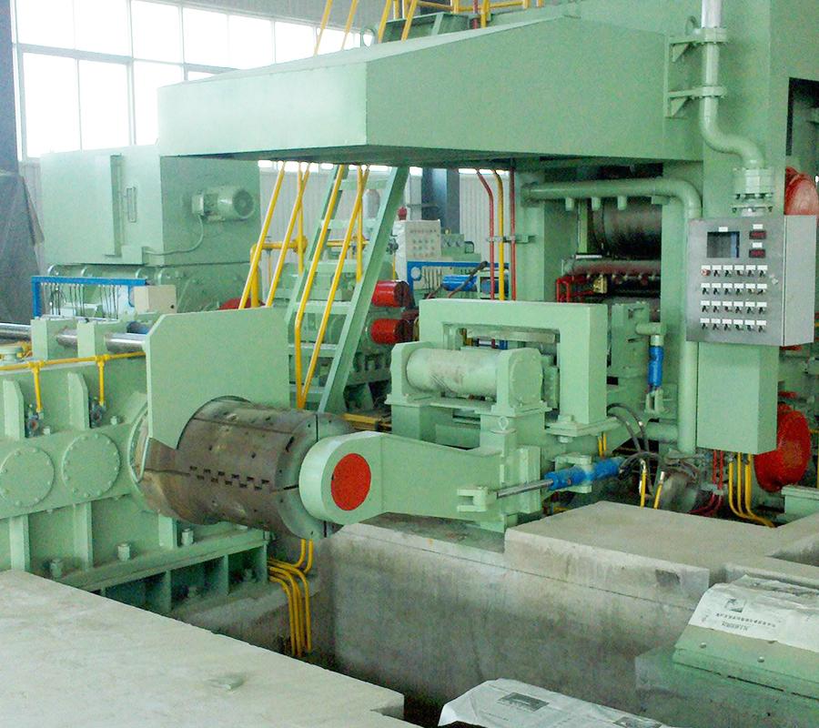 6辊轧机工艺润滑系统