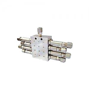 常熟SSV系列单线递进式分配器(30MPa)