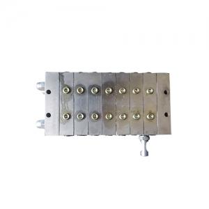 JPQ-L系列单线递进式分配器(20MPa)