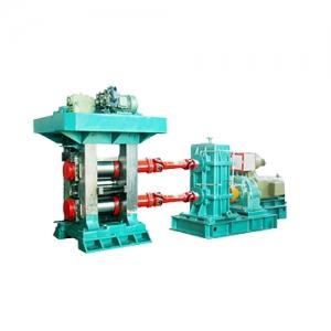 常熟可逆轧机工艺润滑系统说明